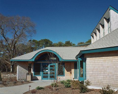 Wellflett Audubon Building