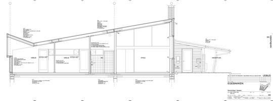 Sample home elevation