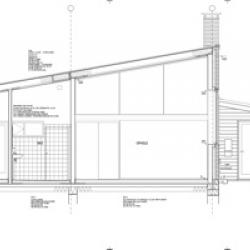 Sample home elevation